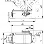 Путевой выключатель КУ-701